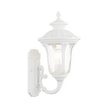 Livex Lighting Oxford Outdoor Wall Lantern in Black 7851-04